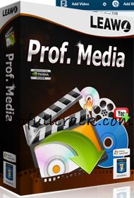 Leawo Prof.Media crack plus keygen