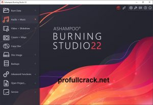 Ashampoo Burning Studio 22.8.0 Key+ Crack Download