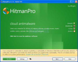 Hitman Pro 3.8.16 Build 310 Crack + serial key 2020 Latest